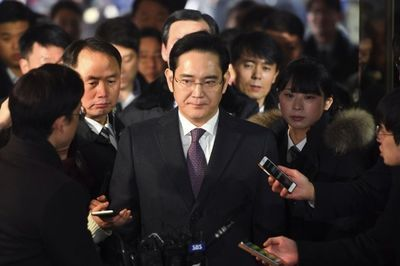 Samsung Heir Sentenced To Five Years In Prison!
