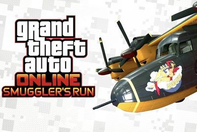Video: You Get To Use A Kickass Aircraft In Gta's Latest Update!