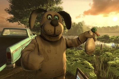 Video: Duck Hunt Is Back, But It Looks Creepy As Hell!