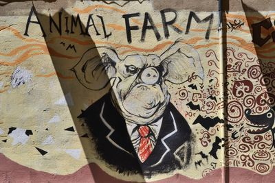 George Orwell's Animal Farm Will Soon Be A Video Game!