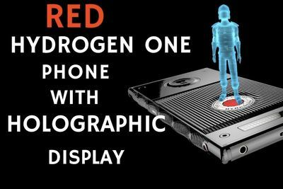 Video: Red Explains How Its Magic Holographic Display Works!