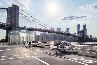 Lilium Has Secured $90 Million For The Electric Flying Taxi