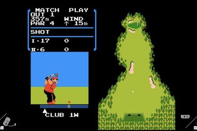 Turns Out Your Nintendo Switch Is Hiding An Nes Emulator And A Copy Of 'golf'