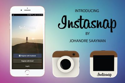 The Instasnap Camera Makes Posting To Instagram Phone-free!