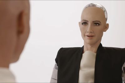 Video: World's Most Human-like Robot: Sophia