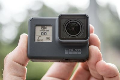 Video: The Gopro Hero 6 Is Here And It Shoots Smooth 4k And Slower Slow-mo!