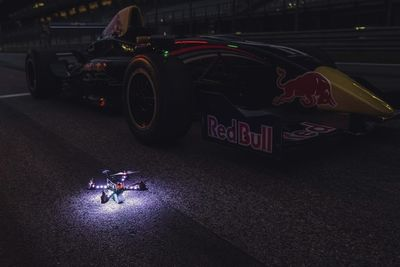 Video: Red Bull Crosses-over Into Drone Racing