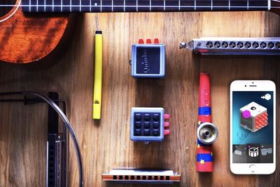 Video: The Quiubo Music-making Cube Puts Music Creation At Your Fingertips