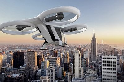 Airbus Completes First Full-scale Testing Of Cityairbus Flying Taxi!