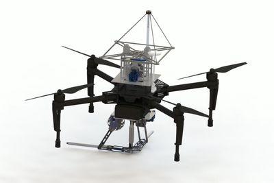 Video: Spidermav Drone Shoots 'webs' Like Spiderman!