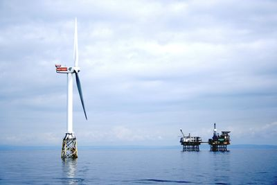 North Atlantic Wind Farms Could Power The World