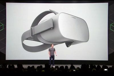 Video: Oculus Announces A New Vr Headset, Oculus Go!