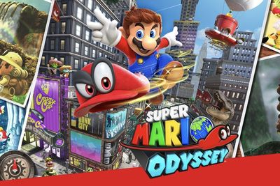 Video: Super Mario Odyssey Gets Promoted With A Music Video