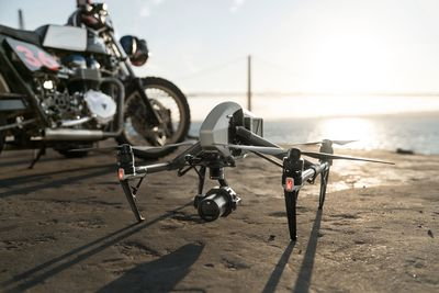 Video: Dji Unveiled Its Latest 6k Aerial Drone