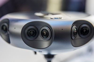 Intorducing Samsung's New 360 Round Camera