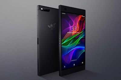 Video: Razer's Smartphone Is Built For Mobile Gamers
