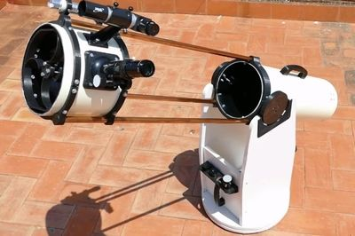 Video: Make Your Own Diy Dobsonian Telescope