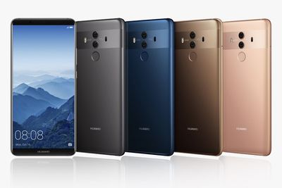 Video: Introducing The New Huawei Mate 10