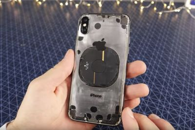 Video: Make Your Own Transparent Iphone X