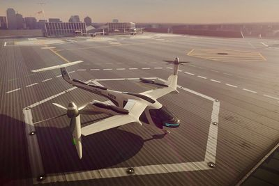 Video:uber And Nasa Are Woking Together To Launch A Flying Taxi Service By 2020