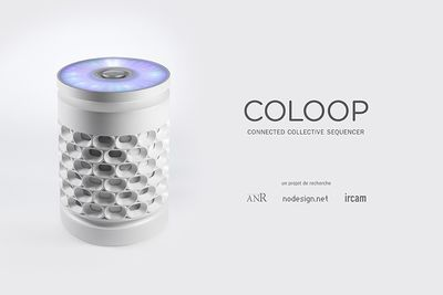 Coloop Explore Music Through Connected Technologies