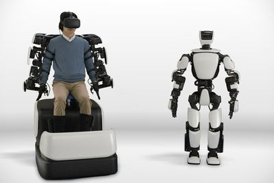 Video: Introducing Toyota's Latest Humanoid Robot!