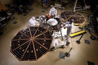 Video: The Mars Insight Lander Is Ready To Launch In May 2018