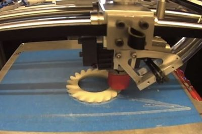 Video: 3d Printer Prints Ten Times Faster Then Commercial Counterparts