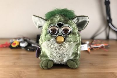 Video: Furlexa: A Combo Of A Furby And An Amazon Echo