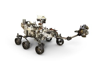 Video: 2020 Mars Rover Just Got Real!