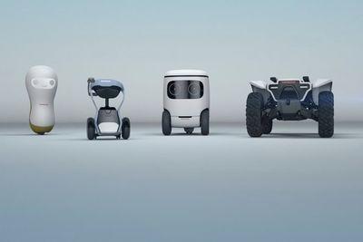 Video: Honda's New Robotic Concept Just Wants To Help