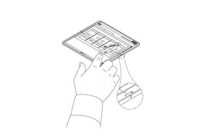 Patent For Microsoft Surface Notepad Is Here