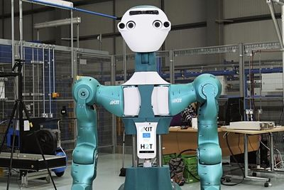 Video: A Robot That Is Smart Enough To Be Your Right-hand-man