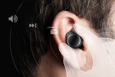 Experience The Truly Wireless Earbuds