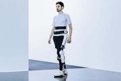 Video: The 'terminator' Exoskeleton Is Now Fda Approved