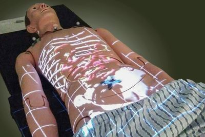Video: Doctors Can Now 'see Into' A Patients Body