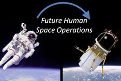 The Spacesuit Gets Redesigned Into The Single-spacecraft