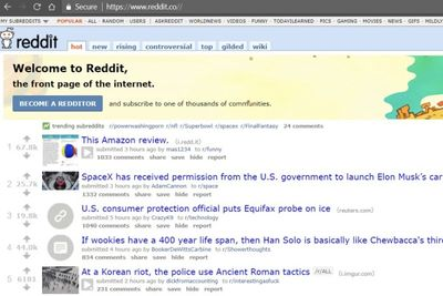 The Website That Fooled Reddit Users