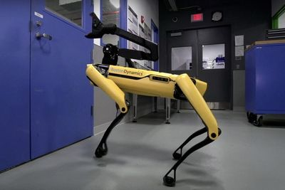 Video: Boston Dynamics Takes Things Even Further