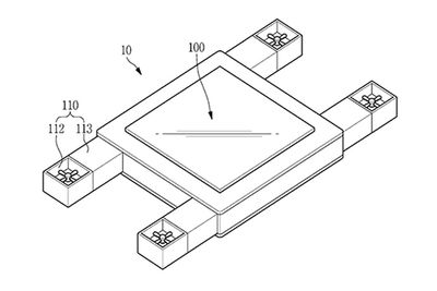 Samsung's Latest Patent Lets You Control A Drone With Hand Movements And Eye-tracking