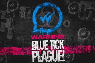 The Blue-tick Plague - Read At 12:59 Pm