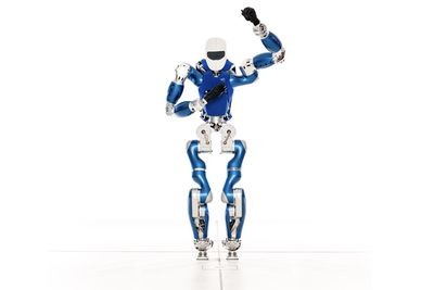 Video: Balancing A Robot To Make It More Human