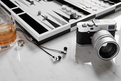 Leica And Master & Dynamic Collaborate To Bring Silver Edition Headphones