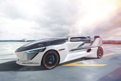 Aeromobil's Flying Car Concept Is A Next Step For The Futuristic Flying Cars