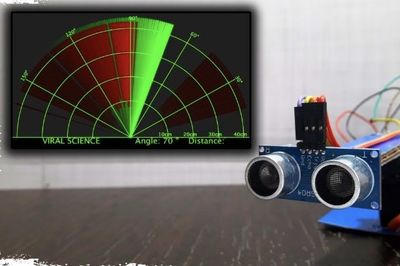 Video: Diy Arduino Radar System