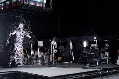 3d Water Pinter Designed For Gatorade Campaign