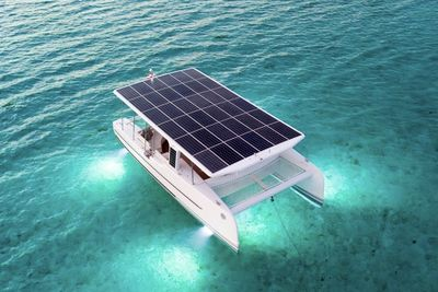 Introducing The Solar Powered Soel Yacht