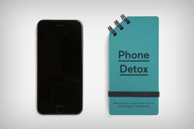 Need A Detox From Your Phone? There Is A Book For That!
