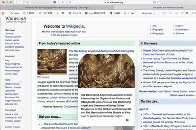 You Have To See Wikipedia's Latest Feature
