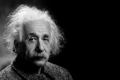 Einstein's Brain Was Stolen, And Chopped Up